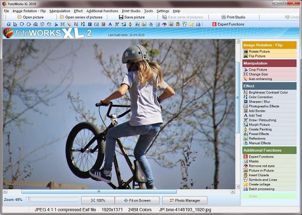 Windows 10 Photo Editing Software